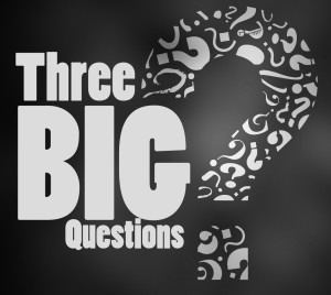 three-big-questions